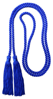 Honor Cord - NAVY BLUE COLOR